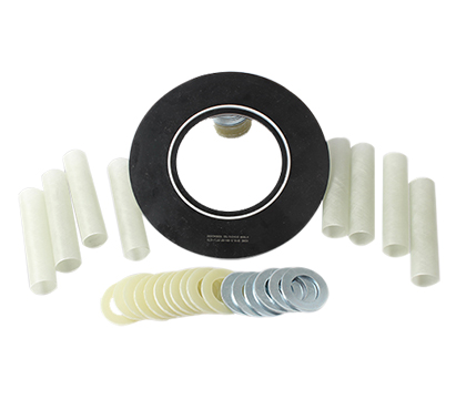 Which is better, white or black silicone seal ring?