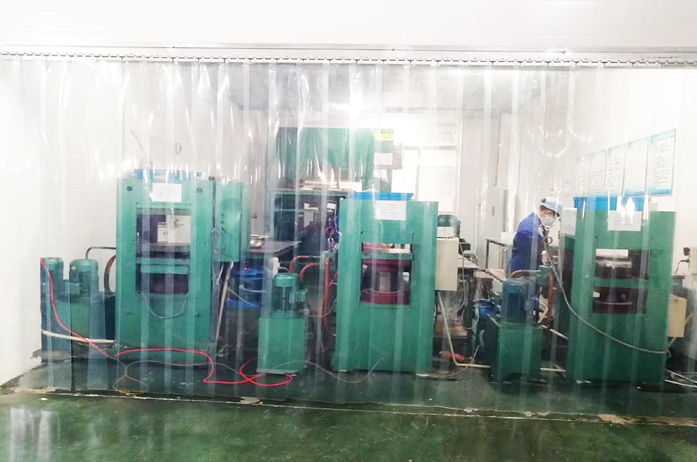 PTFE gasket workshop