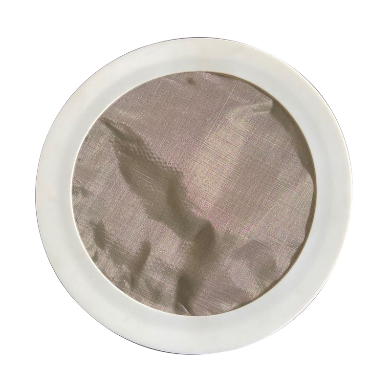 New Product Developed By Our Company: Ptfe Gasket With Filter