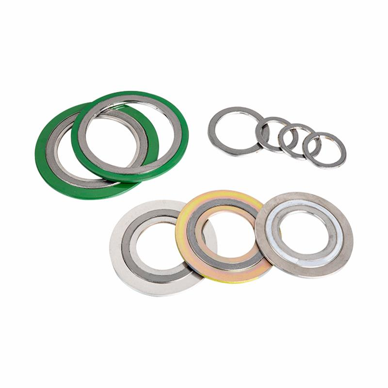 Spiral Wound Gaskets For Applications With The Highest Quality Flexibility